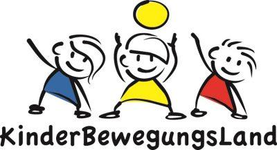 Logo des Projektes KinderBewegungsLand